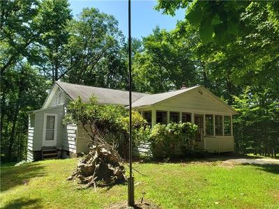 Single Family Home For Sale: 693 Beaver Brook Road