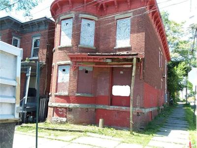 Newburgh Multi Family 2-4 For Sale: 17 City Terrace
