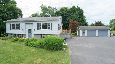 New Windsor Single Family Home For Sale: 67 Silver Spring Road