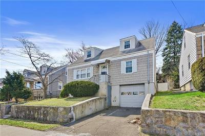 Yonkers Single Family Home For Sale: 801 Mile Square Road