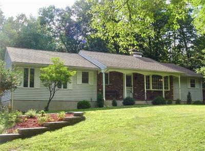 Washingtonville Single Family Home For Sale: 40 Peacock Circle