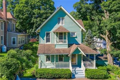 Single Family Home For Sale: 5 Maple Avenue