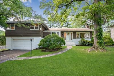 New Rochelle Single Family Home For Sale: 43 Hayhurst Road
