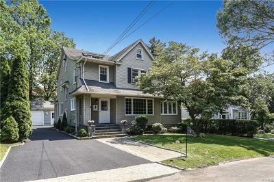 New Rochelle Single Family Home For Sale: 9 Claire Avenue