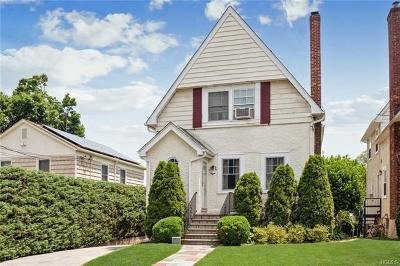 Eastchester Single Family Home For Sale: 8 Cauldwell Street