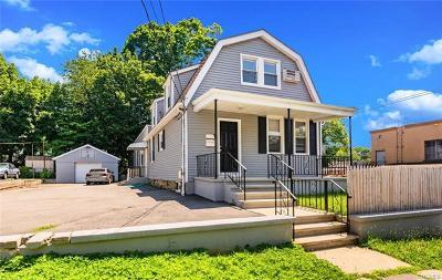 Yonkers Multi Family 2-4 For Sale: 14 Ridgewood Avenue