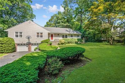 Bronxville Single Family Home For Sale: 545 California Road