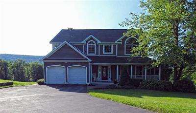 Poughquag Single Family Home For Sale: 152 Pleasant Ridge Road