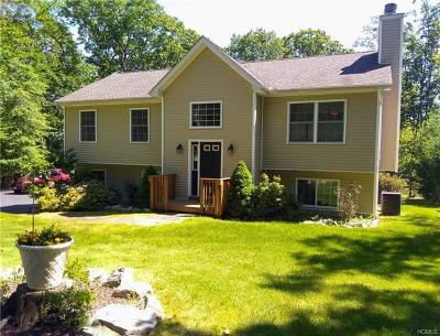 Wurtsboro Single Family Home For Sale: 21 Hoeppner Drive