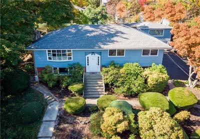 Pearl River Single Family Home For Sale: 19 South Summit Street