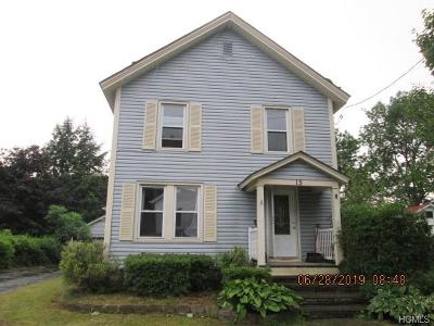 Single Family Home For Sale: 15 Maple Street