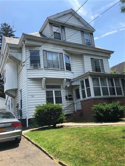 Mount Vernon Multi Family 2-4 For Sale: 159 Park Avenue