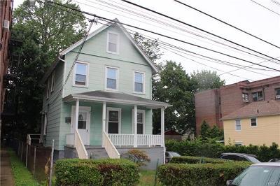 White Plains Multi Family 2-4 For Sale: 13 Odell Avenue