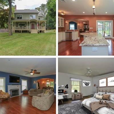 Suffern Single Family Home For Sale: 5 Lake Road