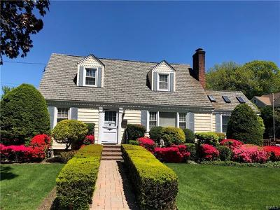 Mamaroneck Single Family Home For Sale: 295 4th Street