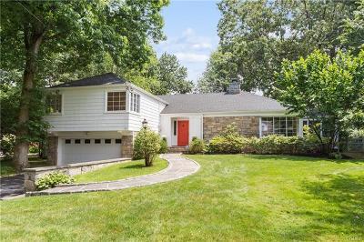 New Rochelle Single Family Home For Sale: 81 London Terrace