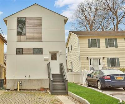 Hastings-On-Hudson Single Family Home For Sale: 15 High Street