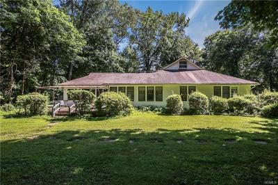 Single Family Home For Sale: 1708 Crawford Road