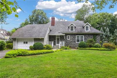 Mamaroneck Single Family Home For Sale: 427 Rushmore Avenue
