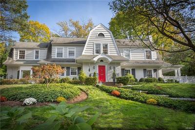 Bronxville Single Family Home For Sale: 84 Summit Avenue