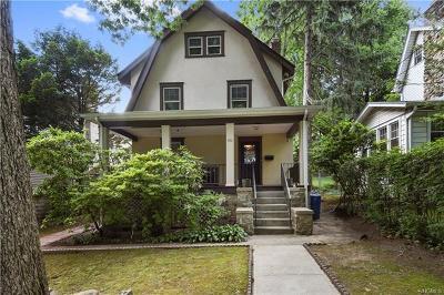 Mount Vernon Single Family Home For Sale: 302 Hutchinson Boulevard