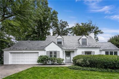 Westchester County Single Family Home For Sale: 10 Whig Road