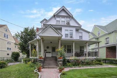 New Rochelle Rental For Rent: 27 Linden Place