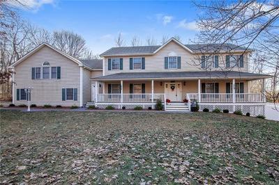 Lagrangeville Single Family Home For Sale: 206 Reilly Road