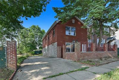 Yonkers Single Family Home For Sale: 36 Vrendenburgh Avenue