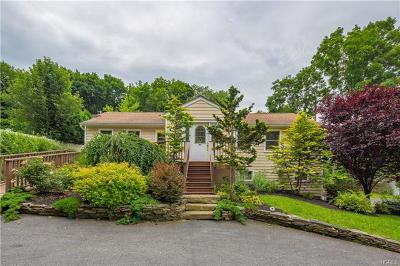 Brewster Single Family Home For Sale: 21 Rhinecliff Road