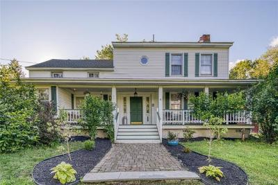 Montgomery Single Family Home For Sale: 321 Bullville Road