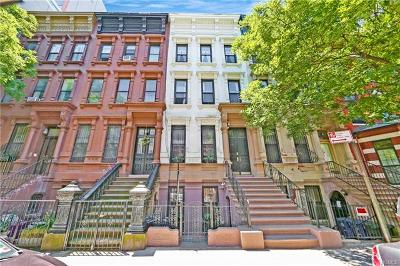 New York Multi Family 2-4 For Sale: 24 West 126th Street
