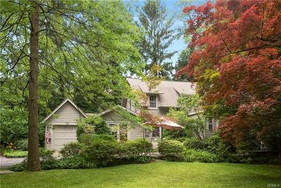 Scarsdale Single Family Home For Sale: 9 Dunham Road