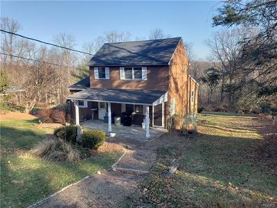 Pomona Single Family Home For Sale: 267 Quaker Road