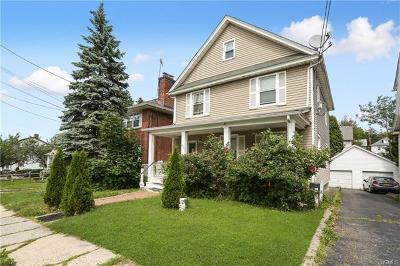 Yonkers Single Family Home For Sale: 82 Rossiter Avenue