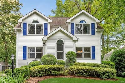 Scarsdale Single Family Home For Sale: 272 Madison Road
