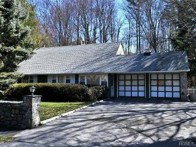 Rye Brook Single Family Home For Sale: 9 Lincoln Avenue