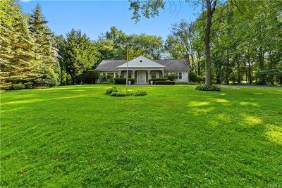 Rye Brook Single Family Home For Sale: 7 Beechwood Boulevard