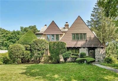 New Rochelle Single Family Home For Sale: 111 Bon Air Avenue