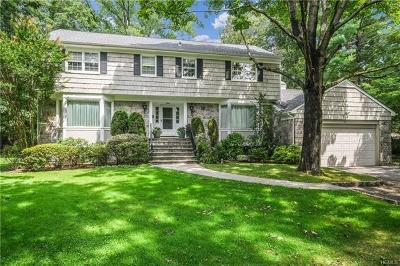 Westchester County Single Family Home For Sale: 10 Park Hill Lane