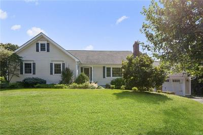 Ossining Single Family Home For Sale: 48 Browning Drive