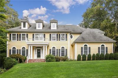 Cortlandt Manor Single Family Home For Sale: 2450 Jordan Drive