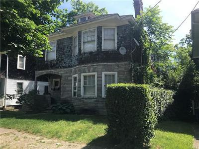 Newburgh Multi Family 2-4 For Sale: 482 Liberty Street