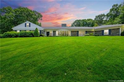 Connecticut Single Family Home For Sale: 309 Forest Ridge Rd