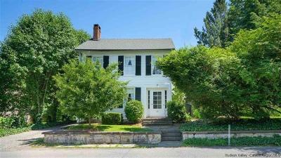 Hurley Single Family Home For Sale: 17 Zandhoek Road