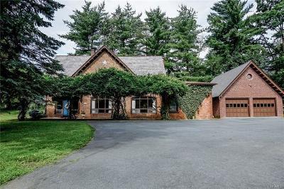 Newburgh Single Family Home For Sale: 67 Balmville Road