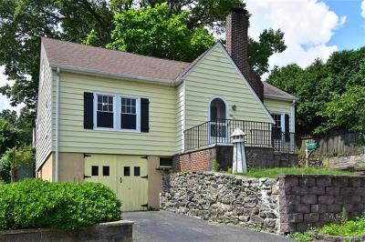 Yonkers Single Family Home For Sale: 55 Hillbright Terrace