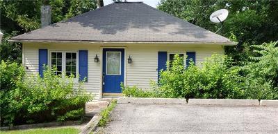 Single Family Home For Sale: 1436 Hiawatha Road