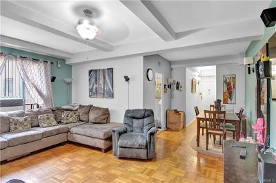 Bronx County Condo/Townhouse For Sale: 1960 East Tremont Avenue #6c