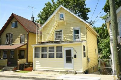 Peekskill Single Family Home For Sale: 1606 Park Street